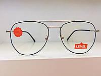 Очки для компьютера авиаторы Level