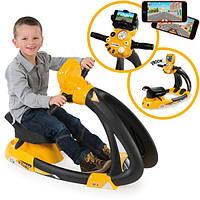 Оригинал. Интерактивная игрушка Симулятор Тренажер Motor Drive Smoby 370202