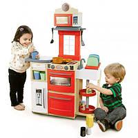 Оригинал. Игровая детская кухня Cook And Store Little Tikes 638701