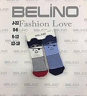 Детские демисезонные носочки для девочек ( мин. заказ 12 шт. в уп. ) 0-6 мес, 0-6 месяцев