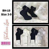 Детские демисезонные носочки для девочек ( мин. заказ 12 шт. в уп. ) 3-4 лет (98-104 см рост)
