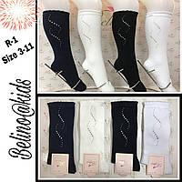 Дитячі демісезонні шкарпетки для дівчаток ( мін. замовлення 12 шт. в уп. ) 3-4 років (98-104 см зріст), 3-4(98/104) см