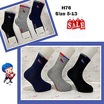 Детские демисезонные носочки для мальчиков ( мин. заказ 12 шт. в уп. ) 5-6 лет (110-116 см рост), 5-6(110/116)