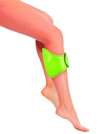 Вибромассажер для ног ручной EZ Leg Massager, электромассажер, фото 2