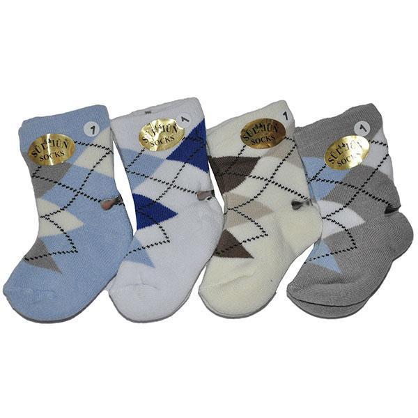 Детские Носочки на махре для мальчиков ( мин. заказ 1 упаковка)