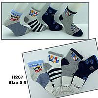 Дитячі демісезонні шкарпетки для хлопчиків і дівчаток ( мін. замовлення 12 шт. в уп. ) 1-2 років (86-92 років)