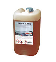 Средство для удаления остатков цемента и ржавчины Sipom DECEM SUPER, Канистра - 12кг