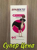 Бравекто 40-56кг (Bravecto) от блох и клещей для Собак