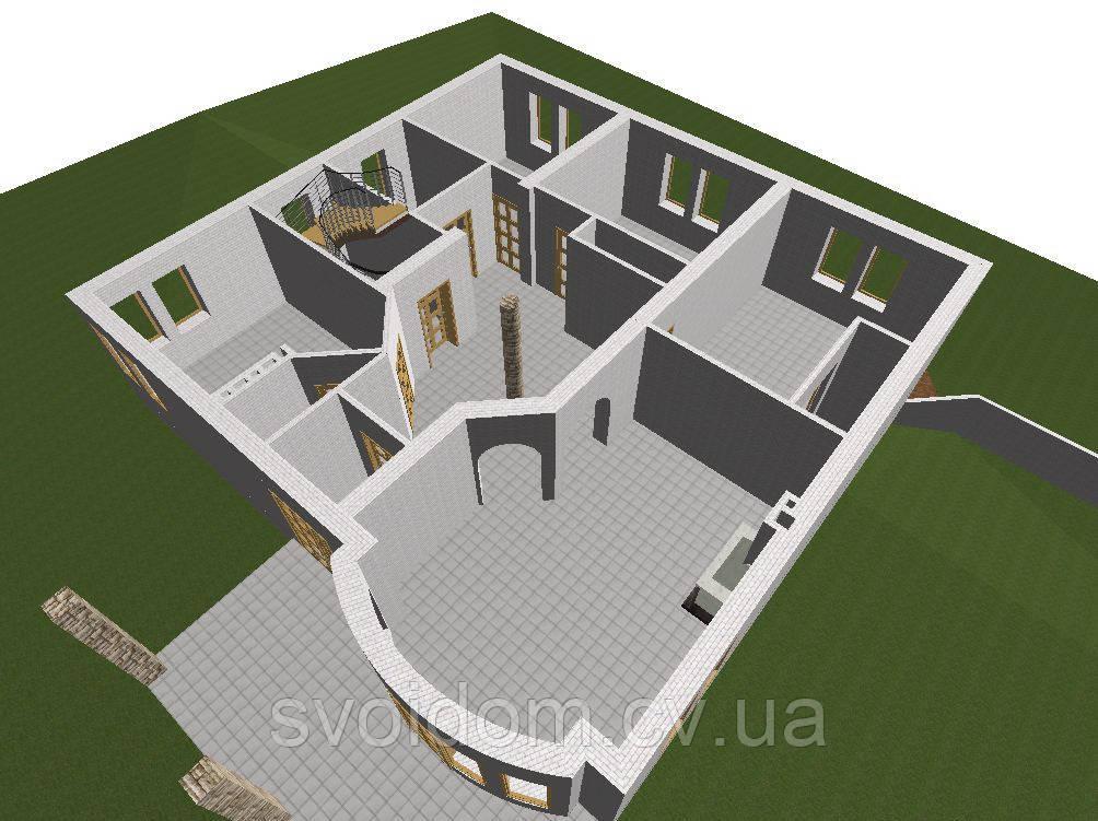 Проектирование и строительство домов в Черновцах