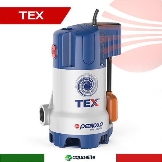 Погружной насос Pedrollo TEX 2 для загрязненных вод