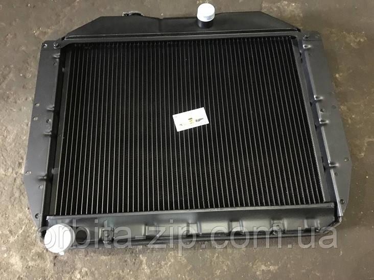 130-1301010-С Радиатор водяного охлаждения ЗИЛ 130 (3-х рядный) медный