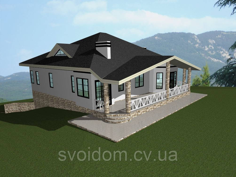 Проектирование и строительные услуги в Черновцах, фото 1