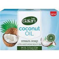 DALAN Cream Туалетное мило  125 гр pap. wr Олія кокосу/-320/15