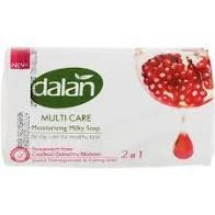 DALAN Multi Care туалетне мило, 150гр, pap. wr Гранат\молоко/-743/48