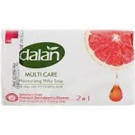 DALAN Multi Care туалетне мило, 150гр, pap. wr Грейпфрут\молоко/-842/48