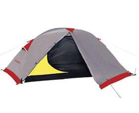 Двухместная палатка Tramp Sarma 2 (V2) TRT-030 Grey