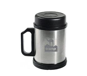 Термокружка Tramp TRC-006 300 мл с крышкой Steel