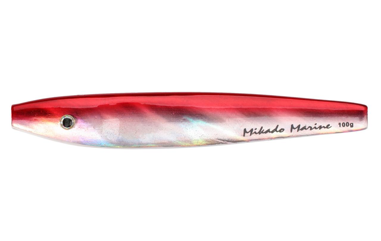 Блесна Mikado Pilker 300гр цвет-08