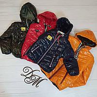 Куртка-жилет деми для мальчика  Венис