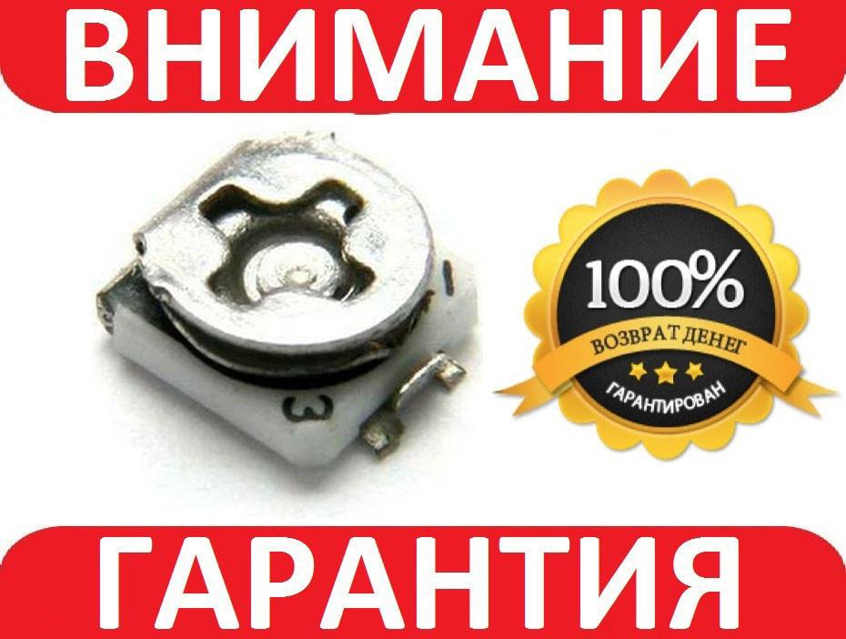 Потенциометр подстроечный резистор 10k 3*3mm