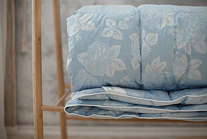 Одеяло из лебяжьего пуха 180/200 см