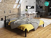 Металлическая кровать Виола. ТМ Тенеро 140х200