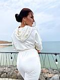 Спортивний костюм двійка кофта+штани двухнитка розмір 50-52,54-56, фото 2