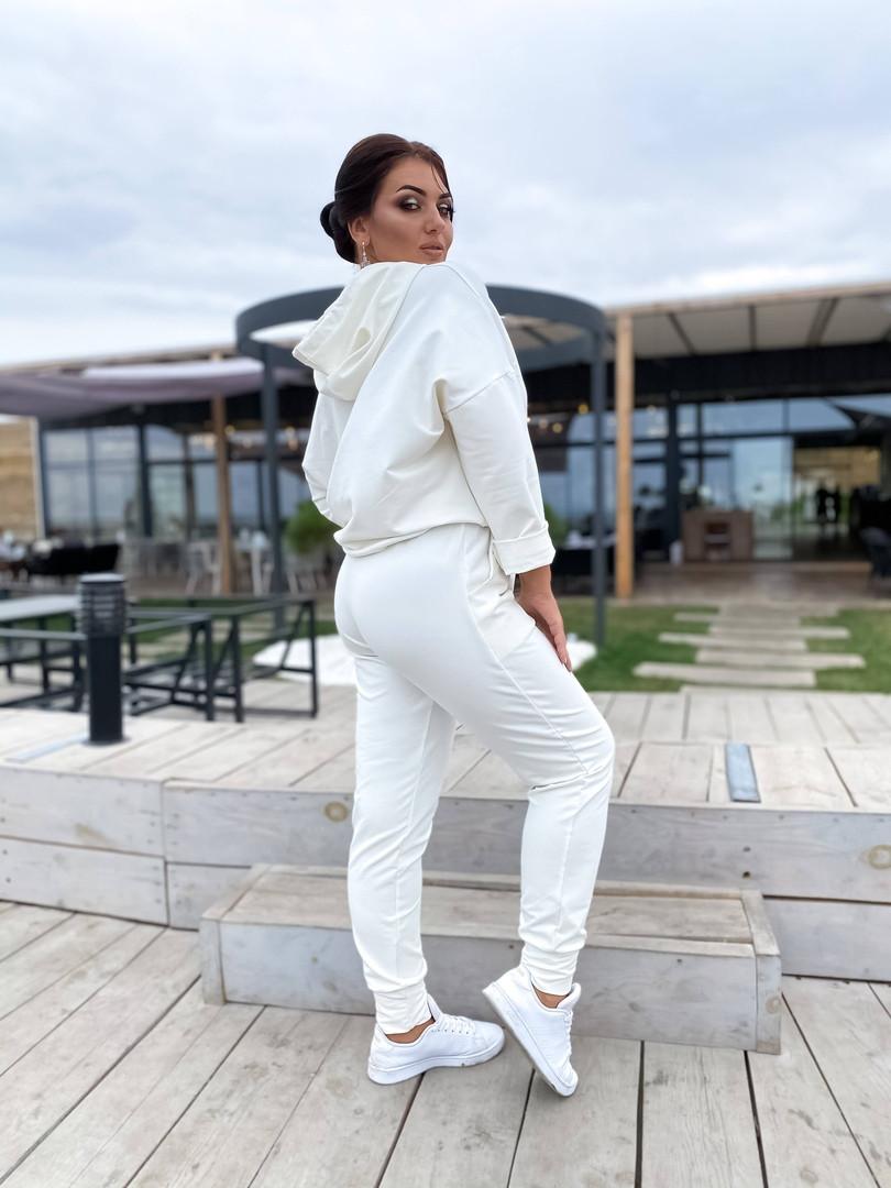 Спортивний костюм двійка кофта+штани двухнитка розмір 50-52,54-56