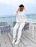 Спортивний костюм двійка кофта+штани двухнитка розмір 50-52,54-56, фото 5