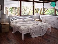 Металлическая кровать Маранта. ТМ Тенеро 140х200