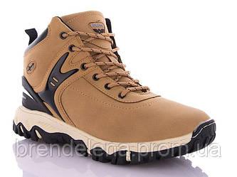Зимові чоловічі черевики р41-46 (код 6373-00)