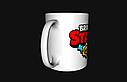 Чашка з принтом Бравл Старс Бібі, фото 3