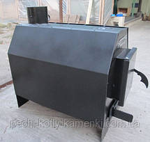 "Варочная печь на дровах ""Carbon-10"", фото 2"