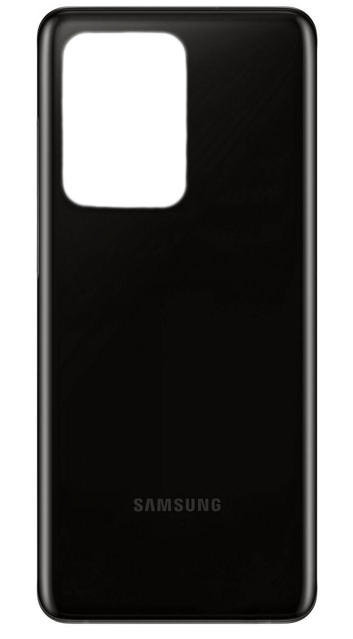 Задняя крышка корпуса Samsung Galaxy S20 Ultra G988B Black
