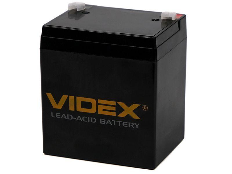 Аккумуляторная батарея Videx 12V 4.5Ah (6FM4.5)