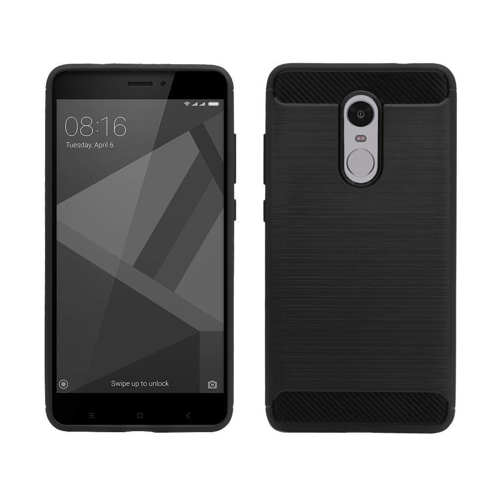Чохол GlobalCase Leo Xiaomi Redmi Note 4 Black (1283126478413)