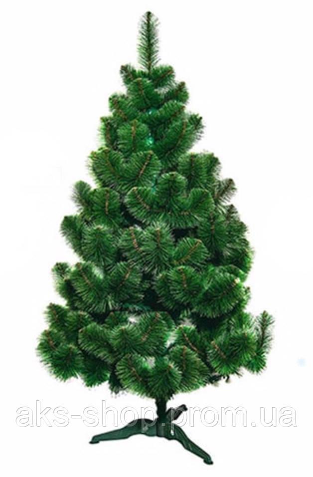 Искусственная сосна зеленая Карпатская 2.3м