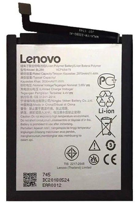 Аккумулятор Lenovo BL289 / K5 / (3030mAh) 12 мес. гарантии