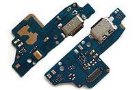 Нижня плата Nokia 7.2 TA-1193 / TA-1178 / TA-1196 / TA-1181 з разьемом зарядки і мікрофоном
