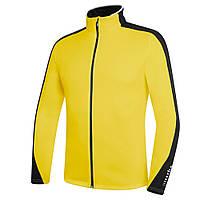 Флисовая кофта ZeroRH+ Estro Jersey light yellow-black (MD)