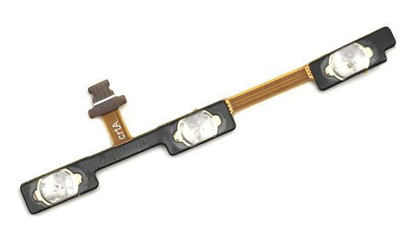 Шлейф ZTE Blade A6 с кнопками включения и регулировки громкости