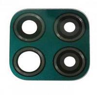 Стекло камеры Huawei P40 Lite Green