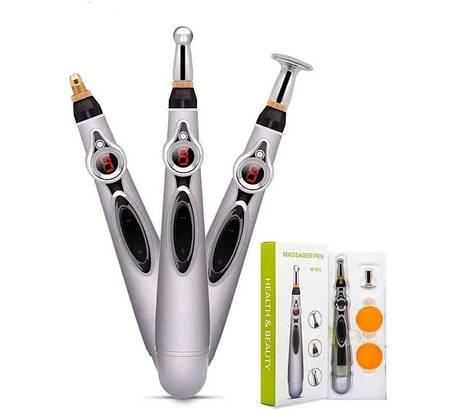 Массажер в форме ручки massager PEN T1 | Акупунктурный Массажер В Форме Ручки Meridian Energy Pen, фото 2