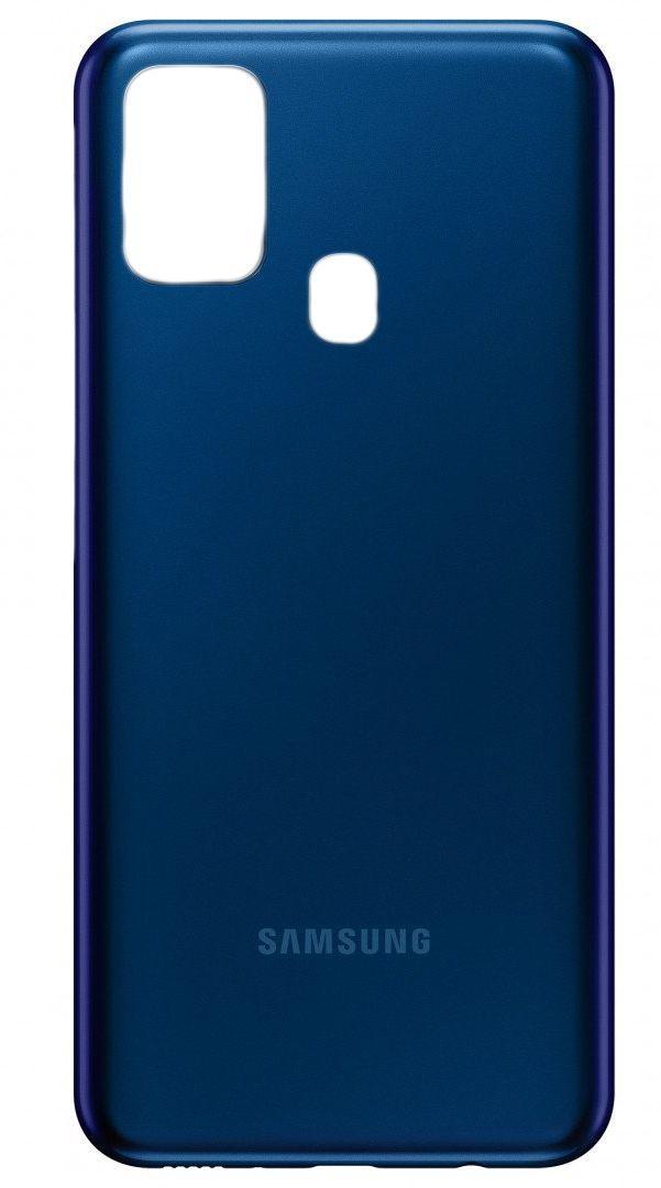 Задняя крышка корпуса Samsung Galaxy M31 2020 M315F Blue