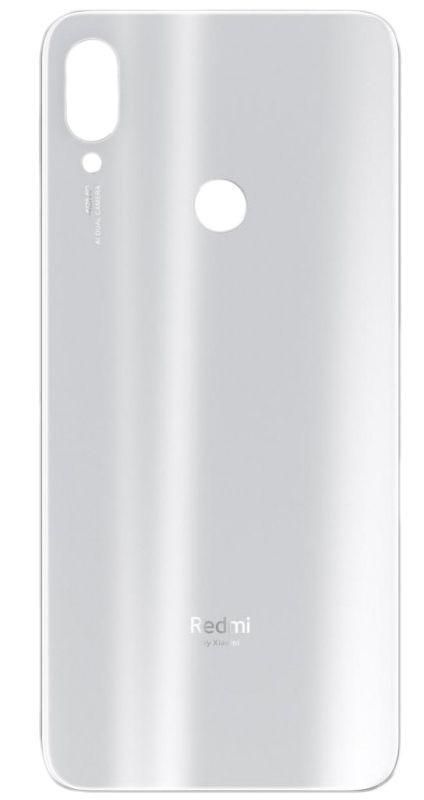 Задня кришка корпусу Xiaomi Redmi Note 7 White