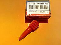 Шестерня троса спидометра (морковка) Topran 102 690 VW golf1 2 Seat toledo