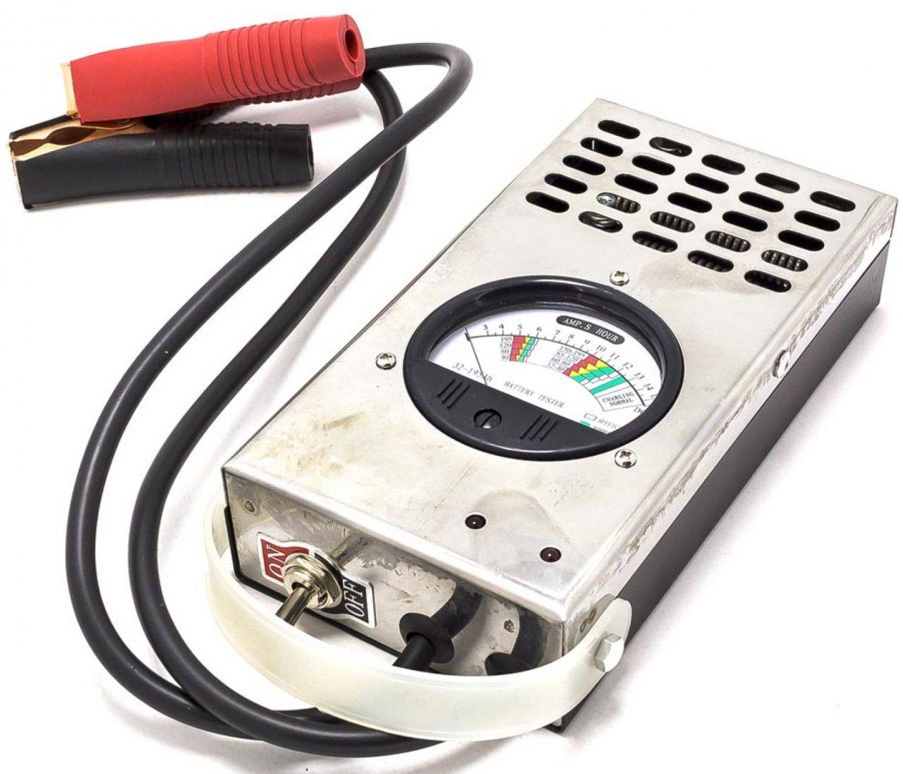 Тестер для акумулятора (АКБ) TCOM BT54A 12V