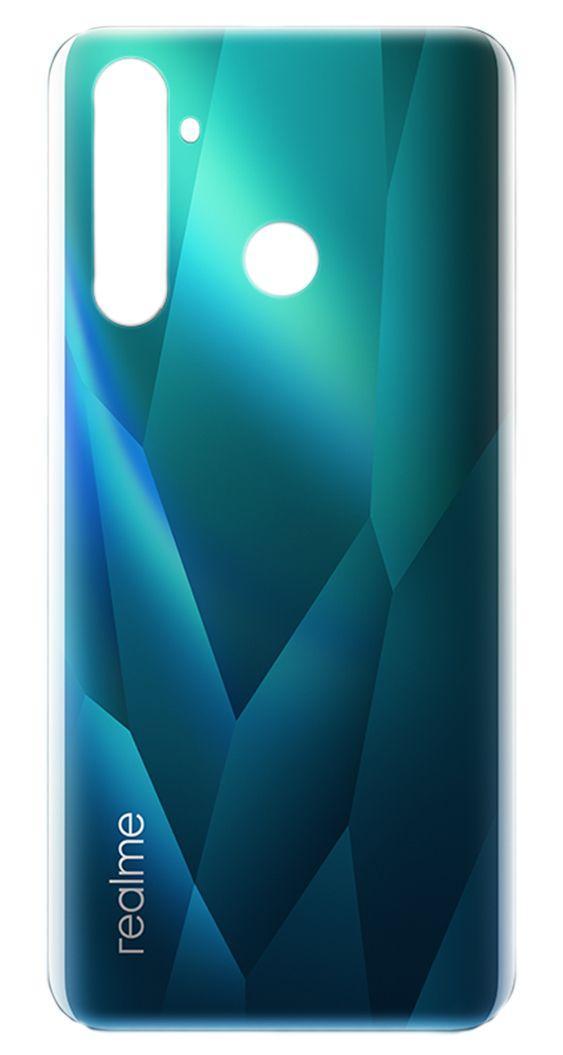 Задняя крышка корпуса Oppo Realme 5 / Realme 5 Pro Green Crystal