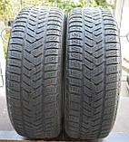 Шины б/у 215/65 R16 Pirelli Winter Sottozero3, пара, фото 4