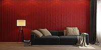 """Гіпсова 3Д панель для декорацій стін Кнауф Р-10 """"Бамбук"""""""
